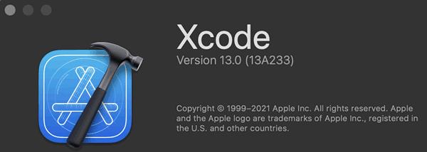 Xcode 13