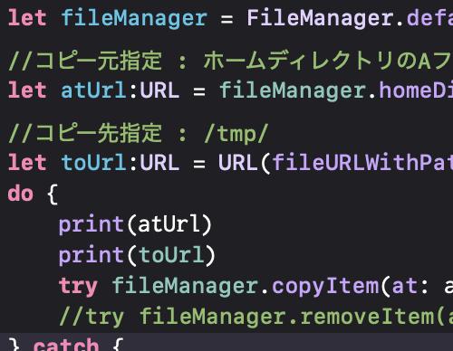 FileManager copyItem
